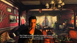 Sherlock Holmes Crimes and Punishments PC Gameplay #2 | 1080p