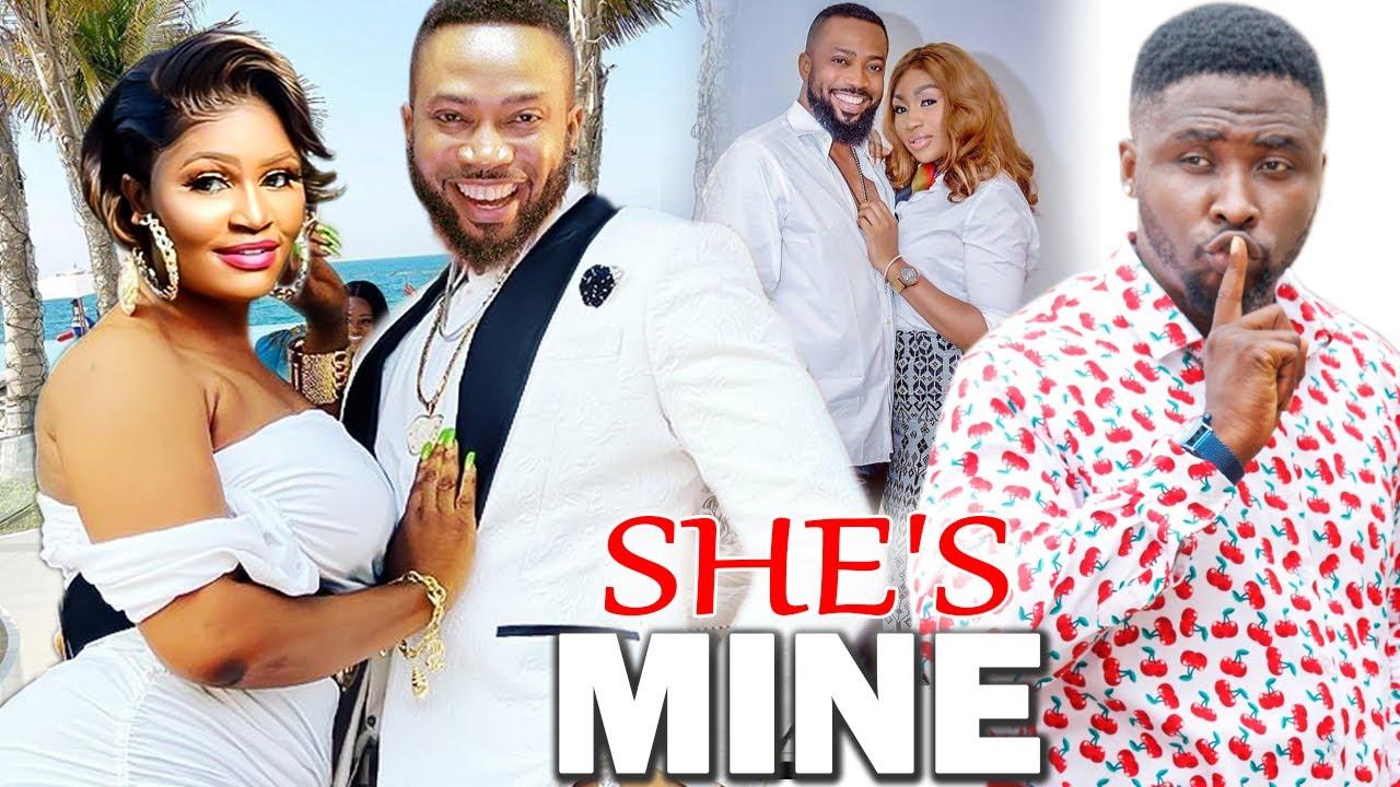 Download She's Mine COMPLETE MOVIE - Fredrick Leonard & Chizzy Alichi 2021 Latest Nigerian Nollywood Movie