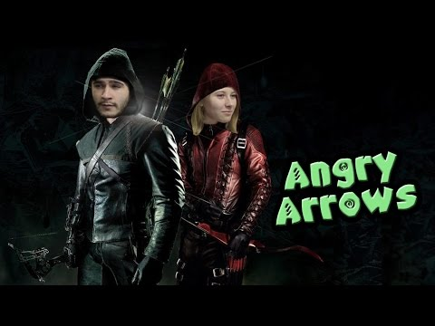 Angry Arrows ♦ВОЙНА ЛУЧНИКОВ♦ [ИНДИ ИГРЫ НА ДВОИХ]