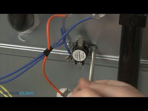 High Limit Thermostat - Kitchenaid Double Oven Electric Range #KFED500ESS02