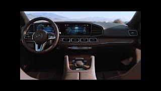 2019 Mercedes Benz GLE Interior overview