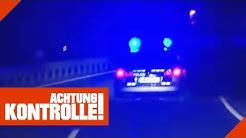 Verfolgungsjagd mit Entführer! Polizei ruft alle verfügbaren Einheiten! 1/2 | Achtung Kontrolle