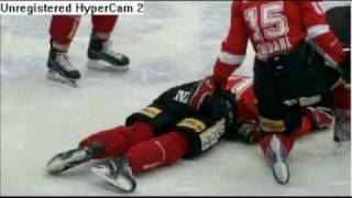 Hockey-player Suffers Cardiac arrest
