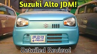 Suzuki Alto JDM ene-Charge - Price - Specs & Features - Detailed Review - Mileage King???