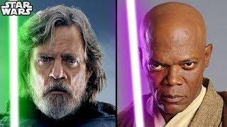 Luke's Point of View: MACE WINDU [CANON] - Star Wars Explained