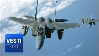 Kiev Expects American Support in Upcoming War: US F-15s Already Deployed in Ukraine