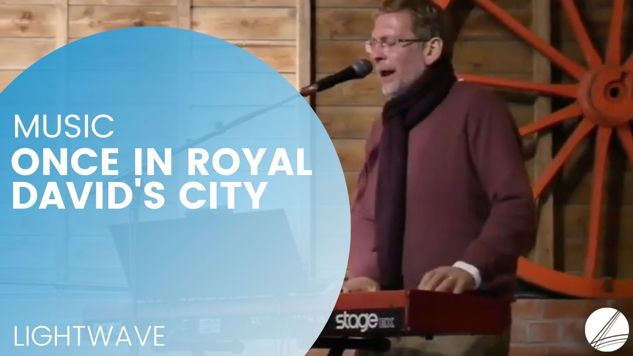 A Lightwave Christmas: Once in Royal David's city (lyrics included)
