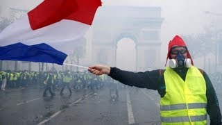 Macron's Crisis in France Could Result in Nationalist Takeover of Europe!!!