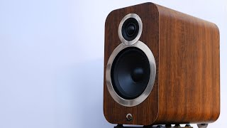 Review! The Q Acoustics 3020i | Bookshelf Loudspeaker