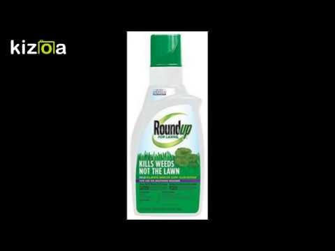ROUNDUP - THE BEST WEED KILLER ON THE MARKET - BUY ON AMAZON!!