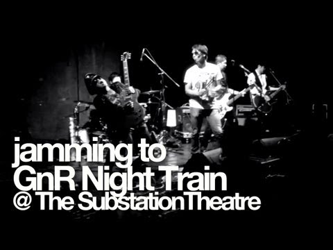 Guns 'N' Roses - Night Train (Singapore)