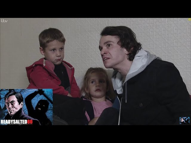 Coronation Street - Abis Kids Are Taken Into Care