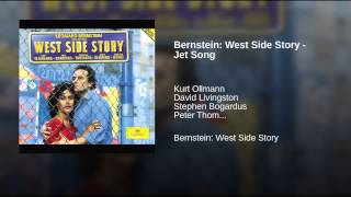 Bernstein: West Side Story - Jet Song