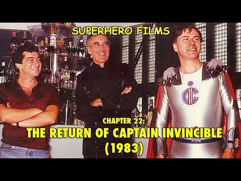 Superhero Films - Ch. 22: 'The Return of Captain Invincible