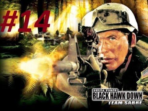 Delta Force: Black Hawk Down: Walkthrough on Operator - Mission 14 - Last Stand
