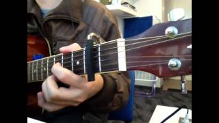 Ta Thet Lone Pae Tha Di Ya Nay Mal (guitar cover)