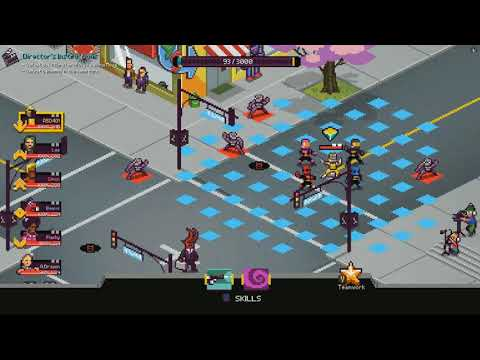 Let's Play Chroma Squad - Part 7 - Episode 2x02; Power's Out!  
