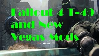 Fallout 4 Console Mods Storyteller T 49 Power Armor, Tumba Jumba s Power Armor, NCR Ranger Armor, Ra