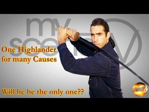 MSTv Extras: Adrian Paul talks Highlander and the Peace Fund