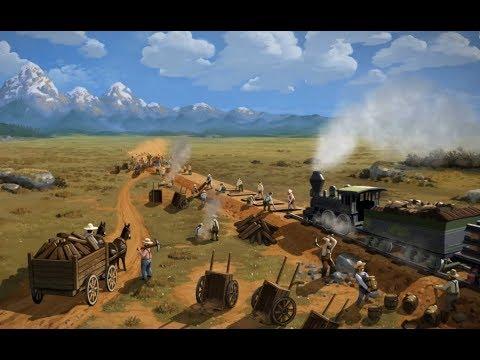 Railway Empire #01 - Железнодорожный магнат 2018