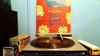 The Simpsons - Deep Deep Trouble [Vinilo]