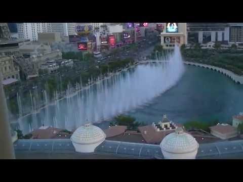 Las Vegas Trip , City Tour, Hotel, Casino View 2-1 Video Clip
