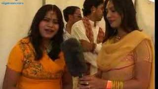 Rani Randeep with Davinder Roop