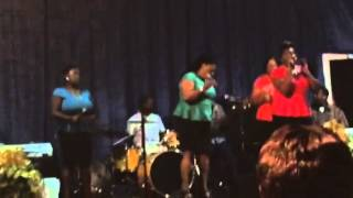 "Revived ""Work on me"" by the Brown Sisters"