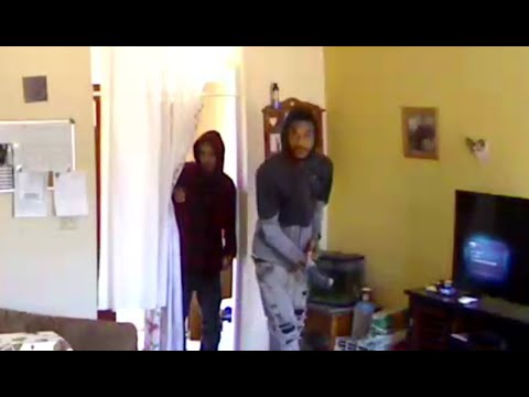 TV stolen while apartment resident blasts 'Whip It'