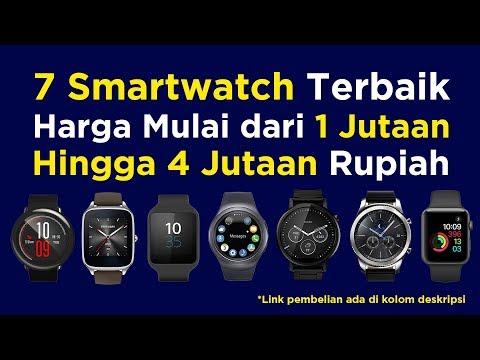 7 Smartwatch Terbaik Mulai dari Harga 1 Jutaan | ReviewGadgetIndonesia