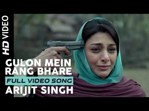 Gulon Mein Rang Bhare | Arijit Singh | Haider | Vishal Bhardwaj