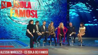 Alessia Marcuzzi come si vestirà all'Isola Dei Famosi?