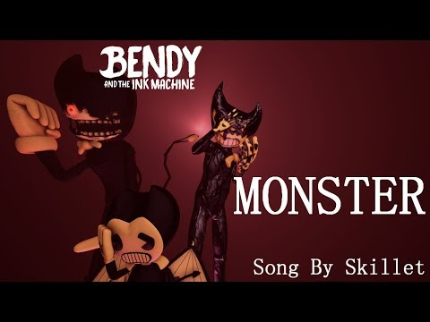 BATIM SFM  MONSTER Song  Skillet! 500+ Subscriber Special
