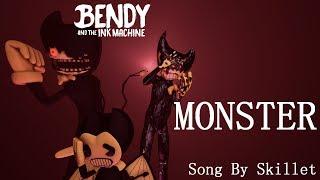BATIM SFM - MONSTER Song By Skillet! (500+ Subscriber Special)