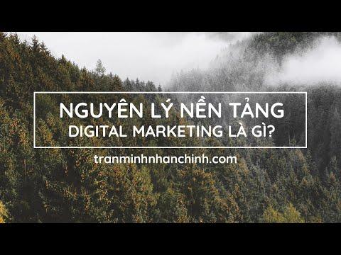 Digital Marketing là gì - Làm Digital Marketing là làm gì (Từ A-Z) - Trần Minh Nhân Chính