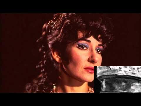Maria Callas - Der Holle Rache Kocht In Meinem Herzen & Les Tringles Des Sistres Tintaient