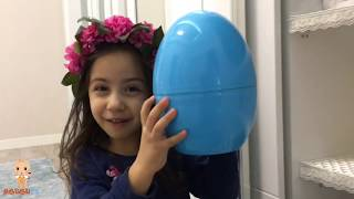 Hafsa play with big sister - a story book for children