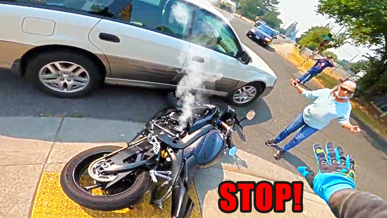 Download JUST STOP - Epic and Crazy Motorcycle Moments [Ep. 266]
