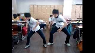 【网路爆红】韩国学生在教室跳舞