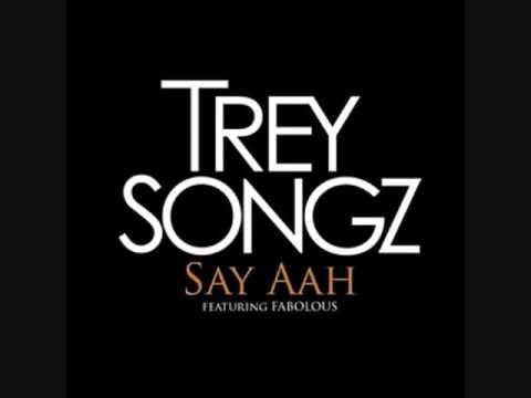 Trey Songz - say ahh ( instrumental )