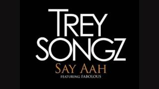 Trey Songz - say ahh ( instrumental )