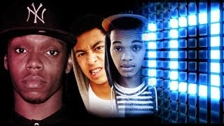 Wk 9 - Krept, Konan & Yungen Vs Rizzle Kicks Most Viewed Music Video