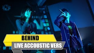 Aoi - Behind (Feat. Vio) [Live Acoustic Vers. at MANIACT MAJALAYA]