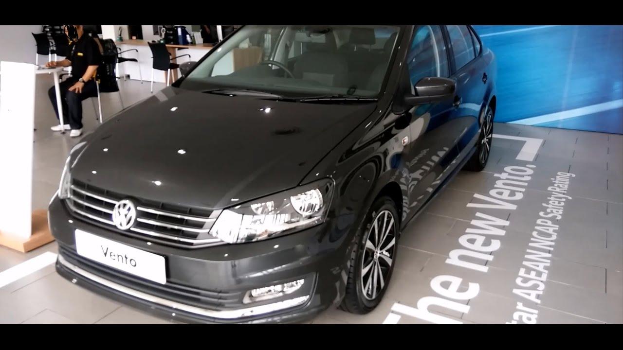 Volkswagen Vento Highline 2016 Exterior Interior Youtube