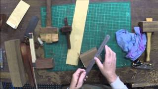 How To Make A Wooden Mallet Pt. 1 Of 2
