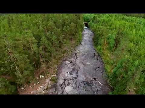 Norway  - Meteorite Crater - Gardnos