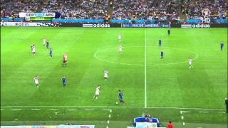 WM Finale 2014 Verlängerung (world cup final 2014)