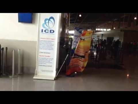 Liberia Airport Costa Rica (LIR) a.k.a Daniel Oduber Quiros International Airport