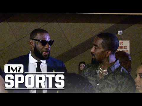 LeBron James: Conor McGregor's 'Tough as a Motherf*cker' | TMZ Sports