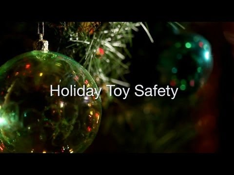Holiday Toy Safety and the Dangers of Magnets and Button Batteries